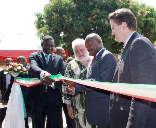 Burundi youth radio launch